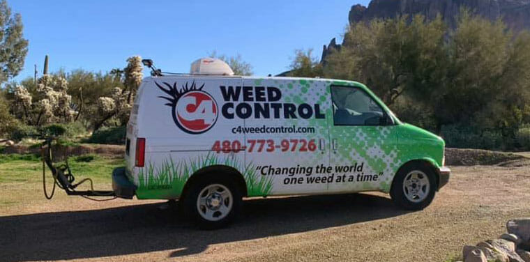 C4 Weed Control and Weed Prevention